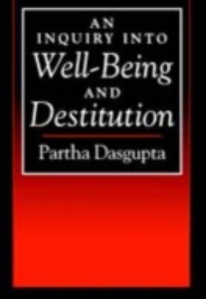 Inquiry into Well-Being and Destitution