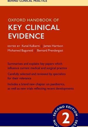 Oxford Handbook of Key Clinical Evidence