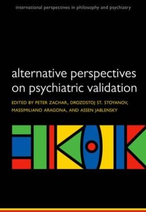 Alternative perspectives on psychiatric validation