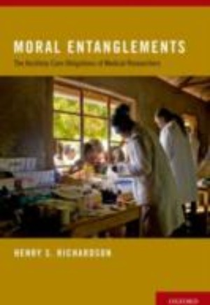 Moral Entanglements: The Ancillary-Care Obligations of Medical Researchers