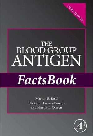 Blood Group Antigen FactsBook