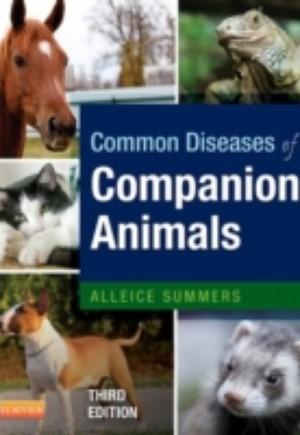Common Diseases of Companion Animals - E-Book
