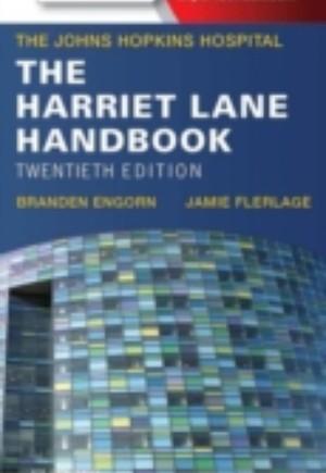 Harriet Lane Handbook E-Book