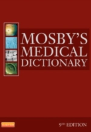 Mosby's Medical Dictionary - E-Book