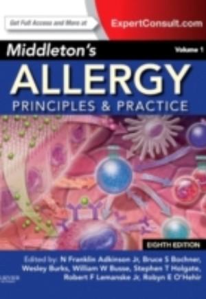 Middleton's Allergy E-Book