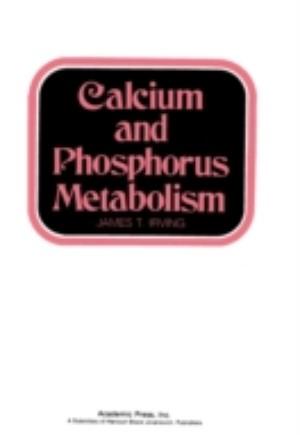 Calcium And Phosphorus Metabolism