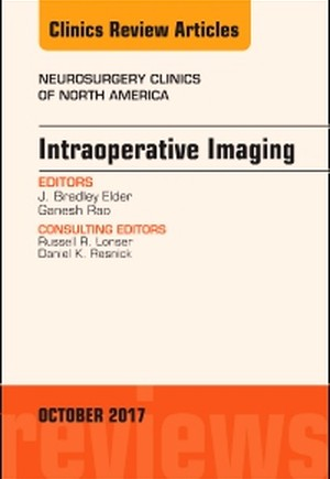 Intraoperative Imaging, An Issue of Neurosurgery Clinics of North America