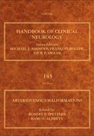 Arteriovenous and Cavernous Malformations: Volume 143