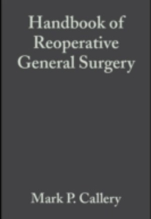 Handbook of Reoperative General Surgery