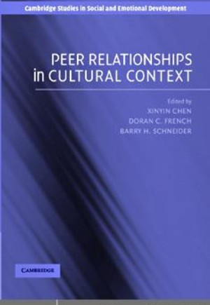 Peer Relationships in Cultural Context
