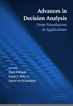 Advances in Decision Analysis