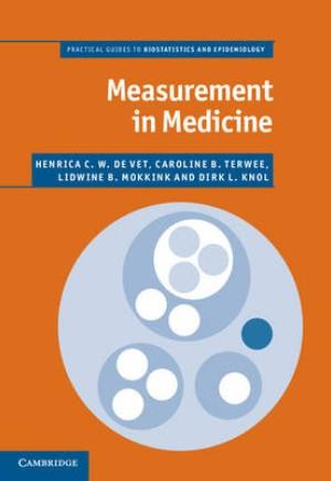 Measurement in Medicine