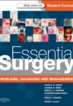 Essential Surgery E-Book