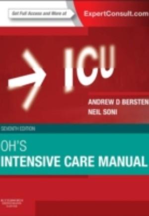 Oh's Intensive Care Manual E-Book