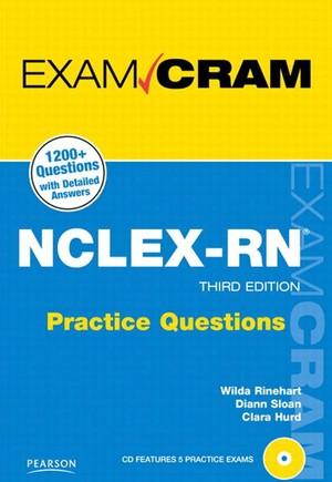 NCLEX-RN® Practice Questions Exam Cram