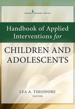 Handbook of Applied Interventions for Children and Adolescents
