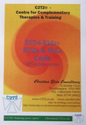 EFT-4-Kidz SUDs and VoCs Cards
