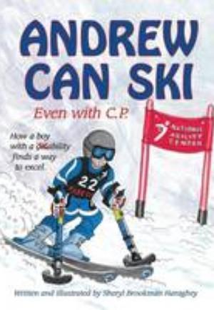 Andrew Can Ski