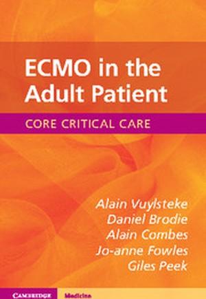 ECMO in the Adult Patient