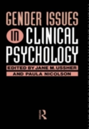 Gender Issues in Clinical Psychology