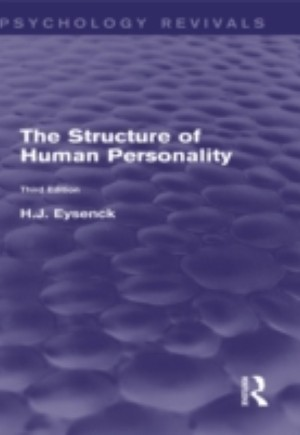 Structure of Human Personality (Psychology Revivals)