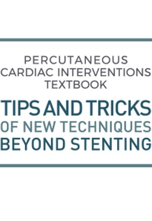 Percutaneous Cardiac Interventions Textbook