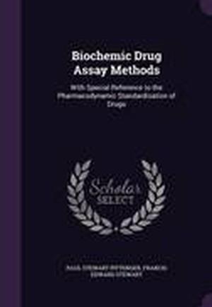 Biochemic Drug Assay Methods