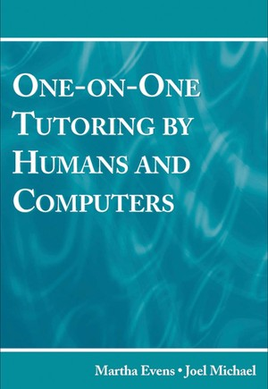 One-on-One Tutoring by Humans and Computers