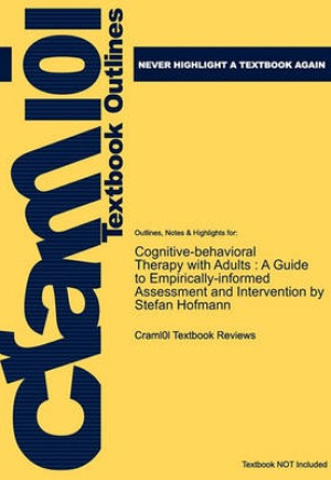 Outlines & Highlights for Cognitive-behavioral Therapy with Adults