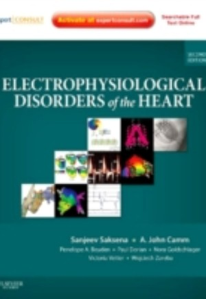 Electrophysiological Disorders of the Heart E-Book