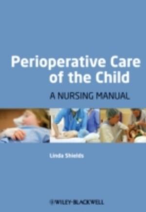 Perioperative Care of the Child