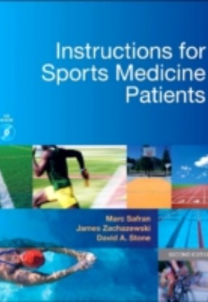 Instructions for Sports Medicine Patients E-Book