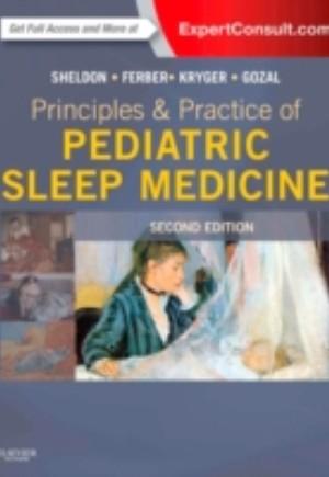 Principles and Practice of Pediatric Sleep Medicine E-Book