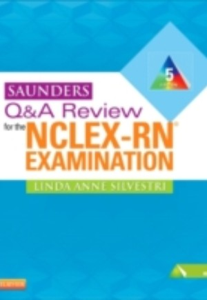 Saunders Q&A Review for the NCLEX-RN(R) Examination E-Book