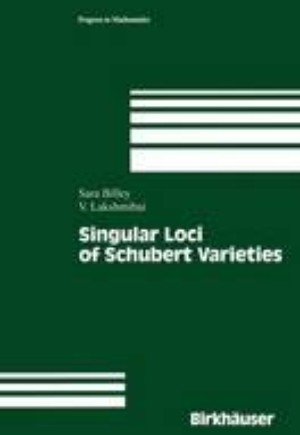 Singular Loci of Schubert Varieties