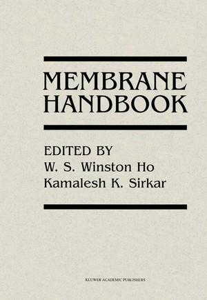 Membrane Handbook