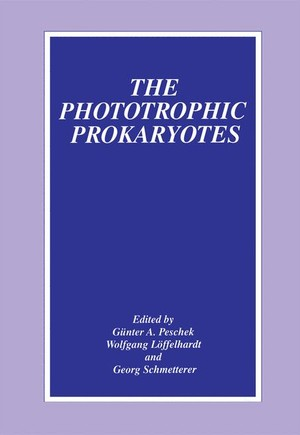 The Phototrophic Prokaryotes