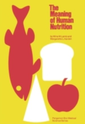 Meaning of Human Nutrition