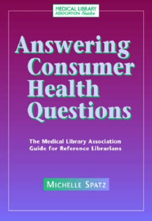 Answering Consumer Health Questions