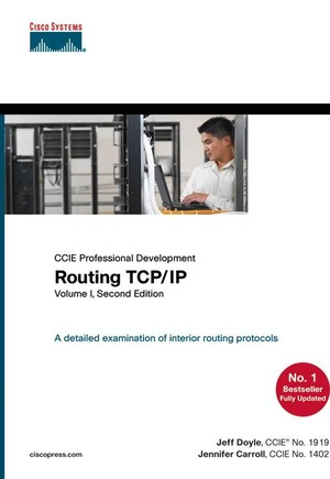 Routing TCP/IP, Volume I, Second Edition (CCIE Professional Development)