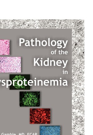 Pathology of the Kidney in Dysproteinemia
