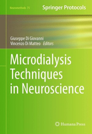 Microdialysis Techniques in Neuroscience