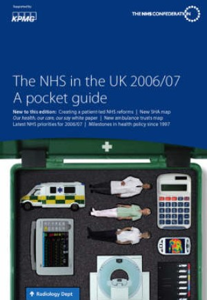 The NHS in the UK 2006/2007