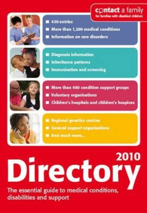 Contact a Family Directory 2010