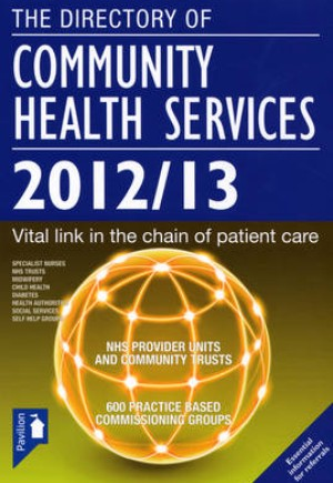 Directory of Community Health Services 2012/13