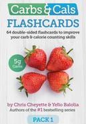 Carbs & Cals Flashcards