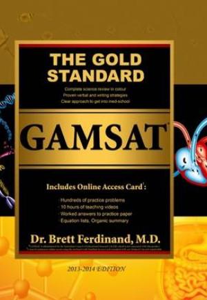 Gold Standard GAMSAT Preparation with Online Card (UK, Ireland)