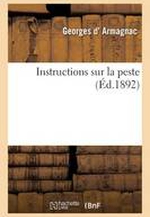 Instructions Sur La Peste