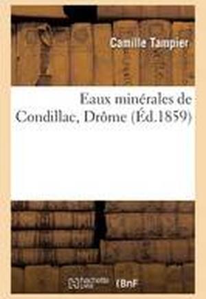 Eaux Minerales de Condillac Drome