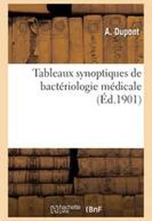 Tableaux Synoptiques de Bact riologie M dicale